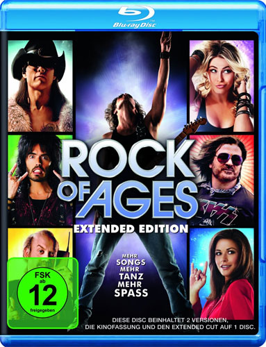 Rock of Ages  Kinofassung Extended Cut BR