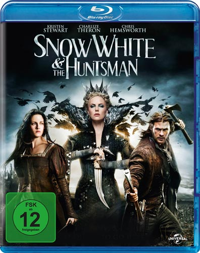Snow White and the Huntsman Kinofilm Extended Version BR