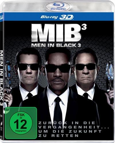 Men in Black #3 (BR) -3D/2D- 2Discs Min: 106/DD5.1/WS