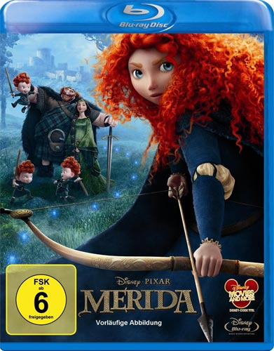 Merida - Legende der Highlands BR