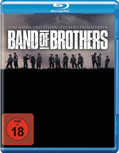 Band of Brothers Wir waren wie Brüder  BR