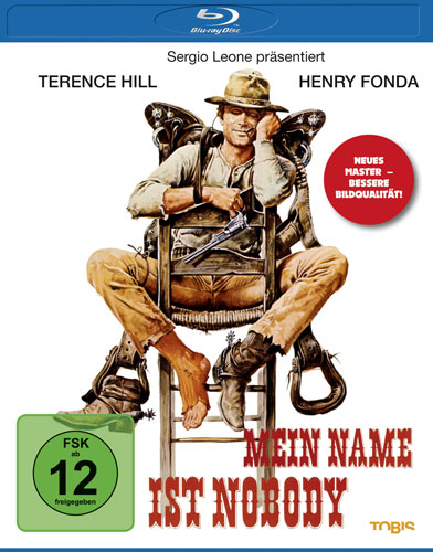 Mein Name ist Nobody BR Terrence Hill