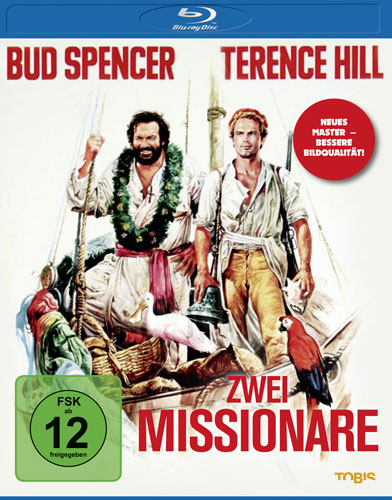 Zwei Missionare Bud Spencer Terrence Hil  BR