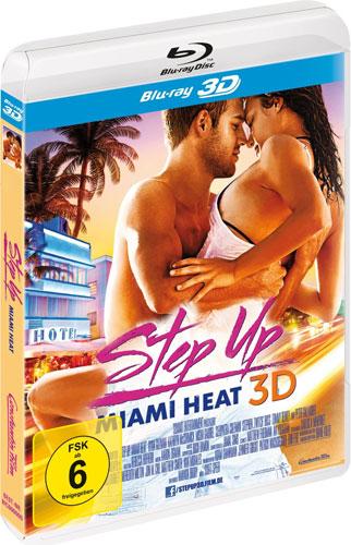 Step Up #4 (BR) -3D-  Miami Heat Min: 98/DD5.1/WS