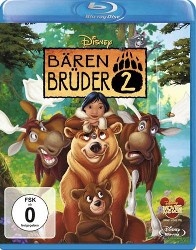 Bärenbrüder 2  Disney  BR