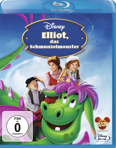 Elliot das Schmunzelmonster  Jubiläums Edition  BR