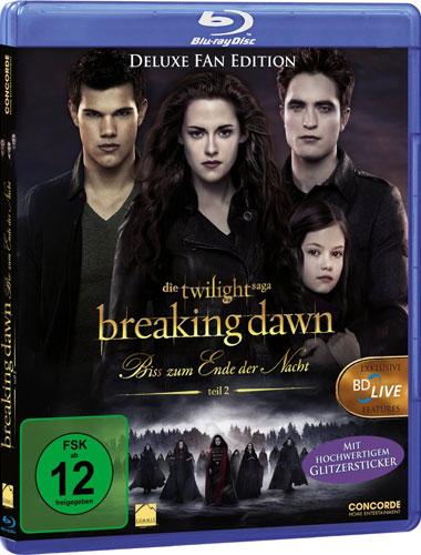 Twilight 4.2 - Breaking Dawn Fan Edition BR