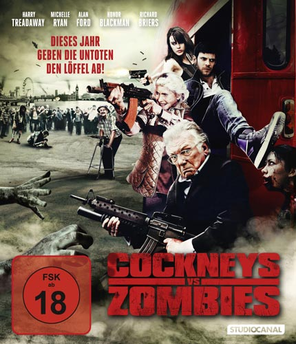 Cockneys vs Zombies BR
