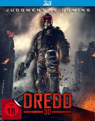 Dredd (BR) 3D/2D Min: 95/DD5.1/WS