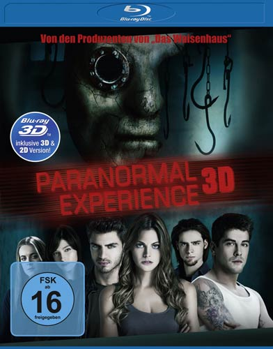 Paranormal Experience (BR) -2D/3D- Min: 90/DD5.1/WS