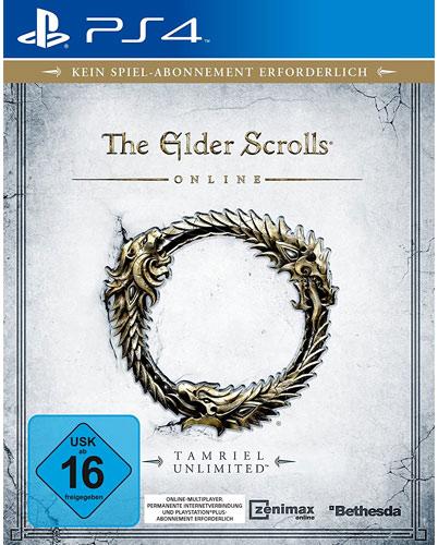 Elder Scrolls  Online  PS-4 D1 Tamriel Unlimited