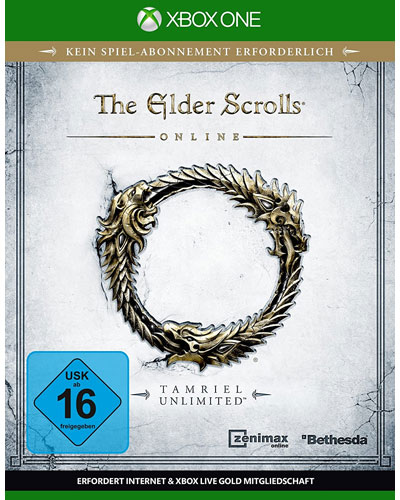 Elder Scrolls  Online  XB-One D1 RESTP. Tamriel Unlimited