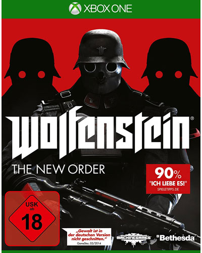 Wolfenstein New Order  XB-One