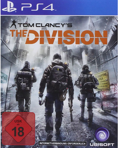 Division  PS-4  Tom Clancy