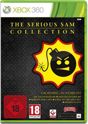 Serious Sam Collection  XB360
