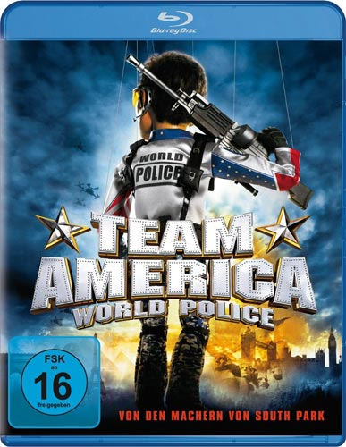 Team America - World Police BR