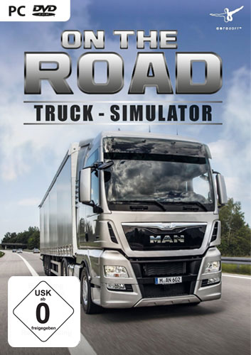 Truck Simulator On the Road  PC LKW