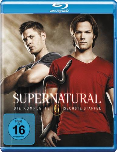 Supernatural - Staffel 6 BR