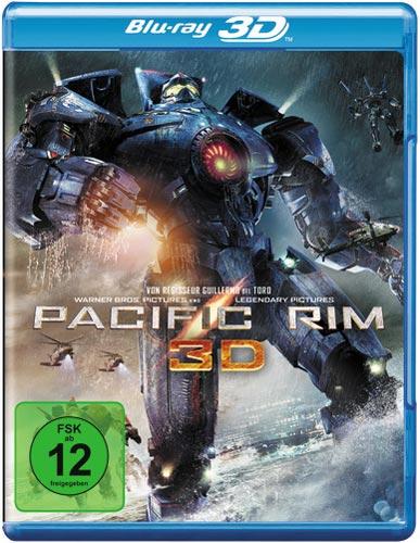 Pacific Rim #1 (BR) -3D- Min: 131/DTS-HD7.1/HD-1080p