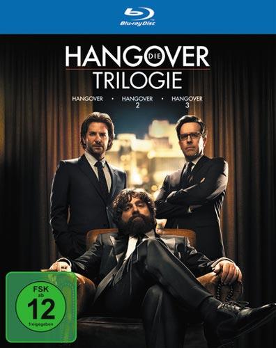 Hangover - Trilogie BR