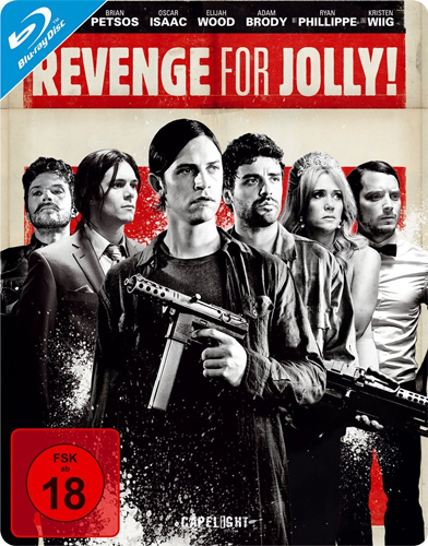 Revenge For Jolly BR Limited Steelbook