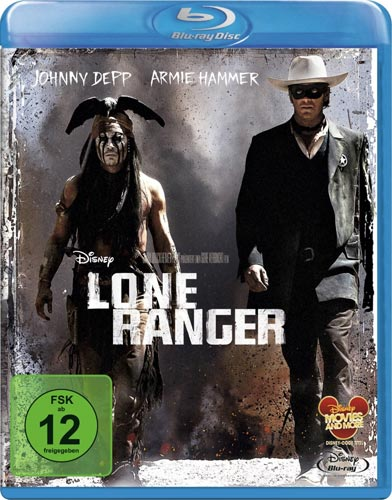 Lone Ranger BR