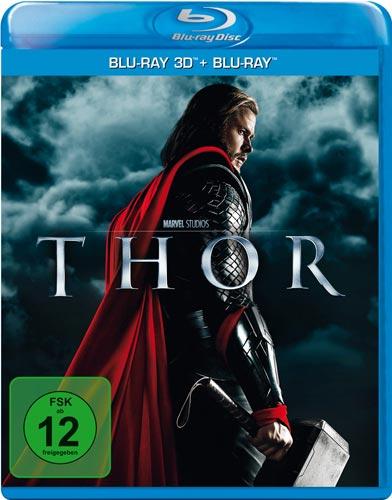 Thor #1 (BR) -3D-  3D&2D Min: 114/DD5.1/WS