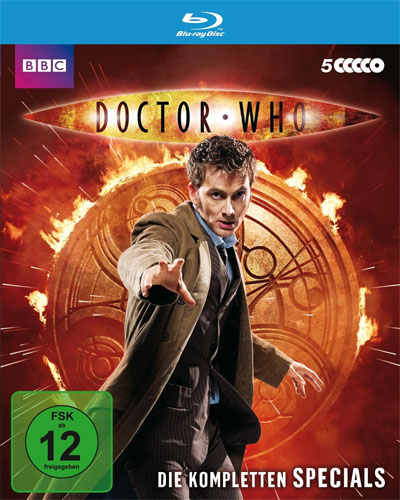 Doctor Who BR