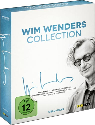 Wim Wenders Collection BR