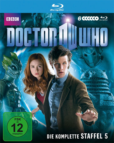 Doctor Who - Staffel 5 Komplettbox BR