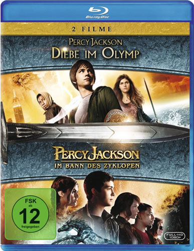 Percy Jackson  1 und 2 BR