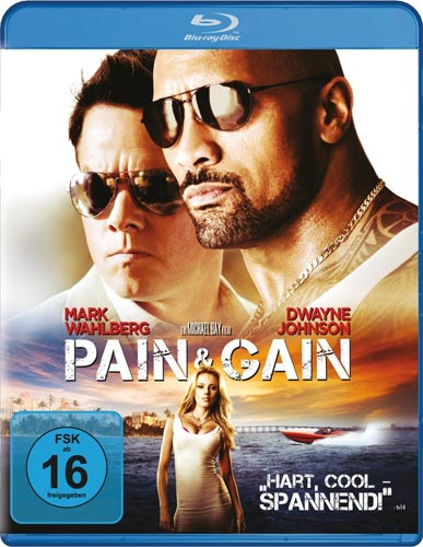 Pain and Gain BR