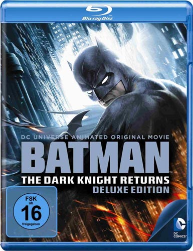 Batman Dark Knight Returns  BR