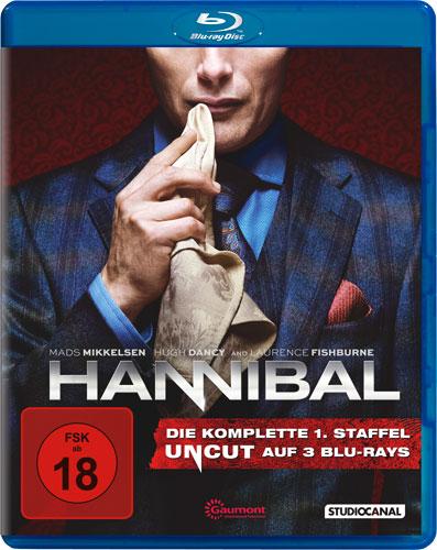 Hannibal - kompl. Staffel 1 Uncut BR