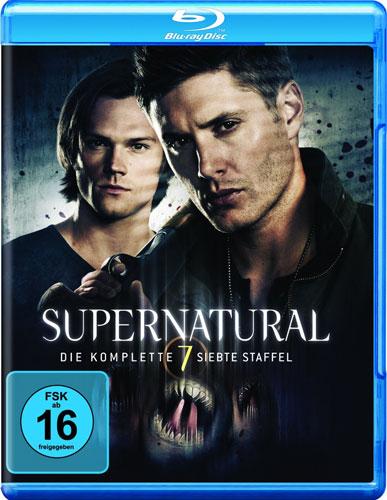 Supernatural - Staffel 7 BR