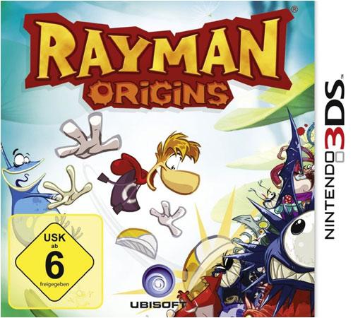 Rayman Origins  3DS  AK