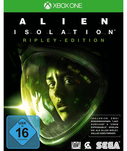 Alien Isolation  XB-One  D1 Ripley Edition
