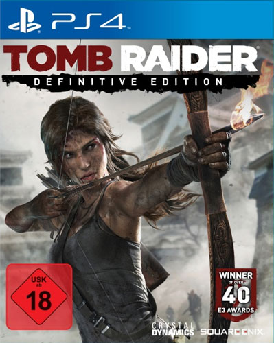 Tomb Raider  PS-4  Definitive Ed.