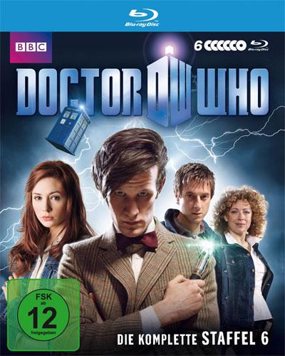 Doctor Who - Staffel 6 BR Komplettbox