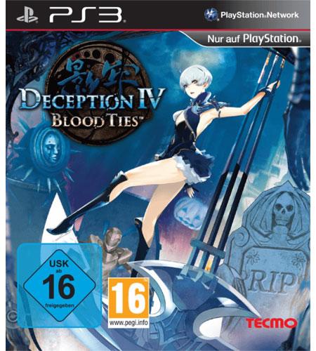 Deception IV: Blood Ties  PS-3