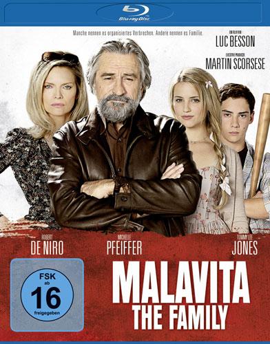 MALAVITA - The Family BR