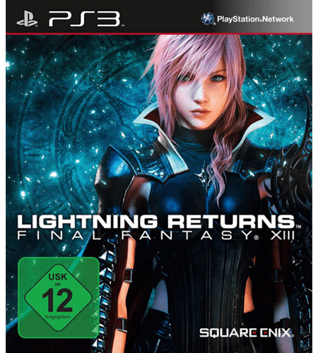 FF  13  Lightning Returns  PS-3 Final Fantasy