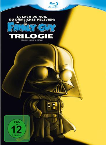 Family Guy Pelzvieh Trilogy BR