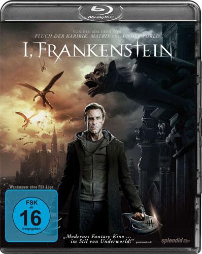 I, Frankenstein BR