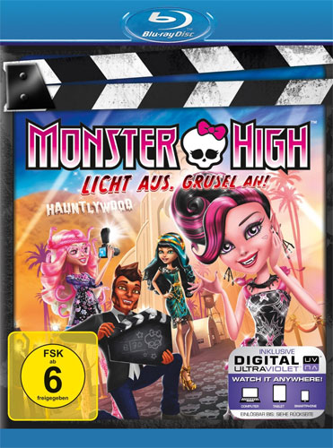 Monster High - Licht aus Grusel an BR