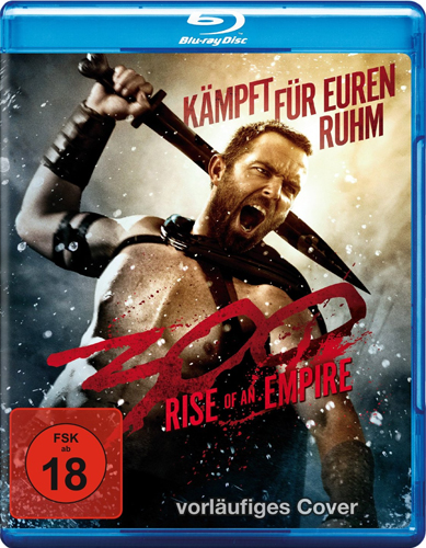 300 2 - Rise of an Empire BR incl.UV
