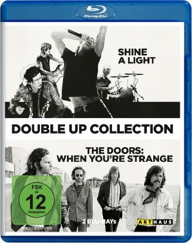 The Doors und  Shine a Light BR Double Up Collection