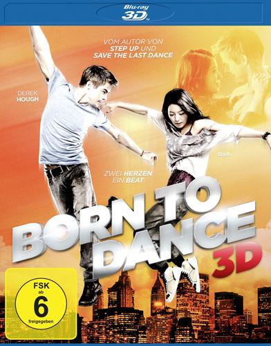 Born to Dance BR 3D2D