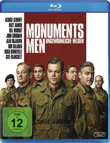 Monuments Men Ungewöhnliche Helden BR