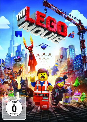 Lego Movie, The #1 (DVD) Min: 100/DD5.1/WS